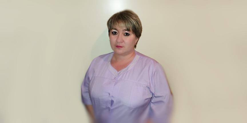 Picture of Akhtyamova Albina Hamitovna