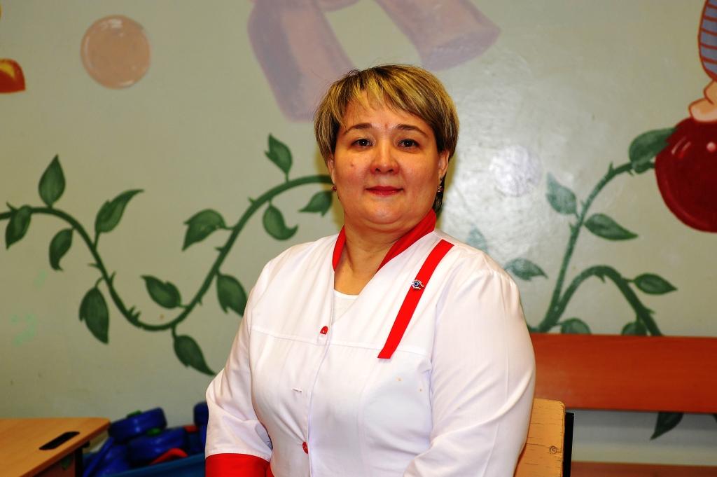 Picture of Насибуллина Гульнора Адхамовна