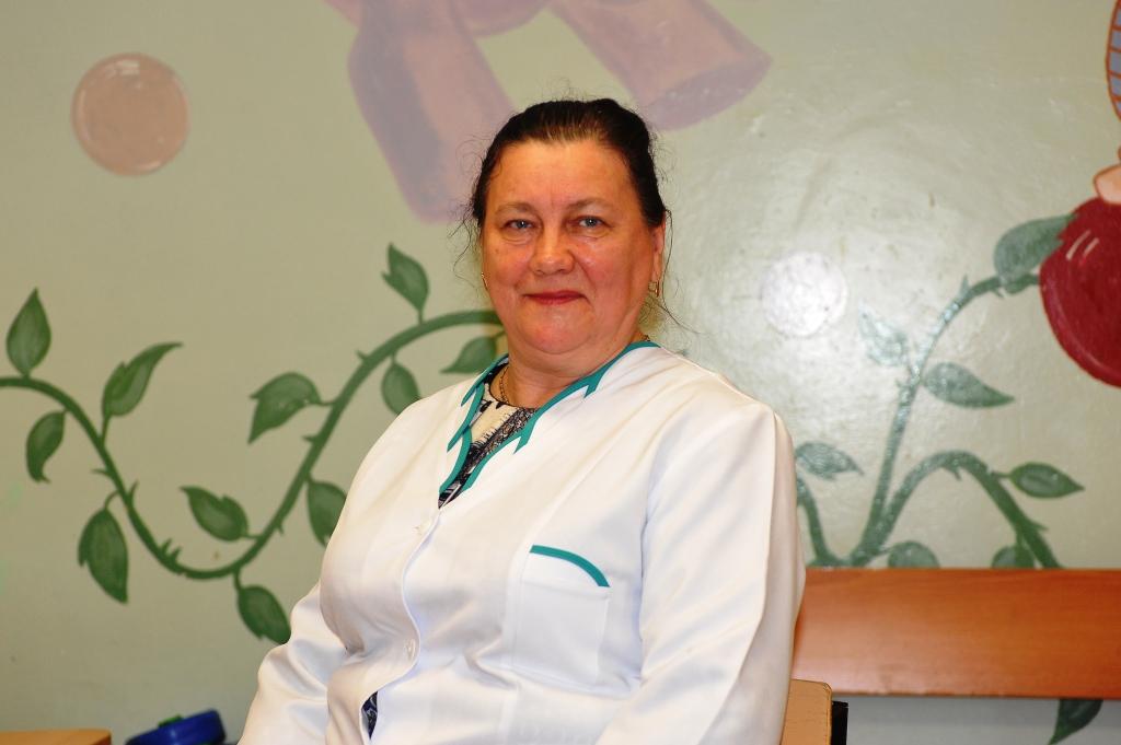 Picture of Golovina Lyubov Viktorovna