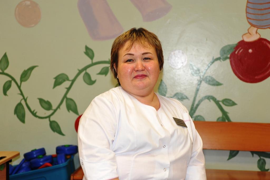 Picture of Загирова Нурсиля Нургалиевна