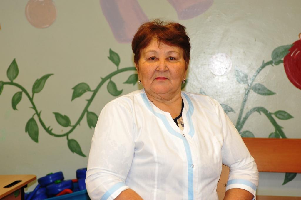Picture of Шаймарданова Найра Шарифьяновна
