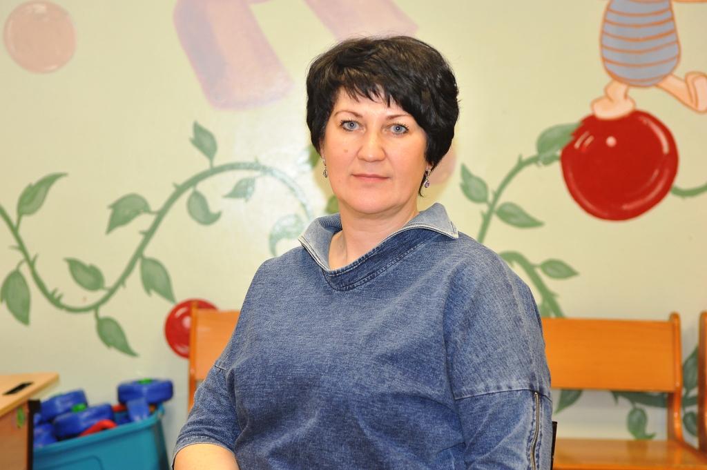 Picture of Rakhimova Olga Ivanovna