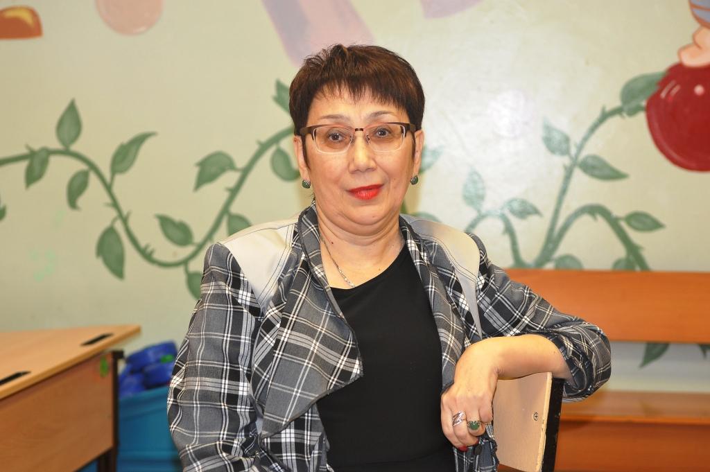 Picture of Reshetnikova Inna Maratovna