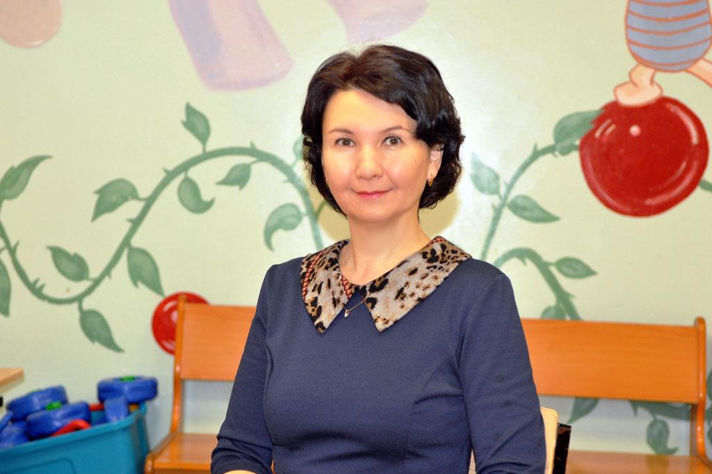 Picture of Ablaeva Gulnara Damirovna