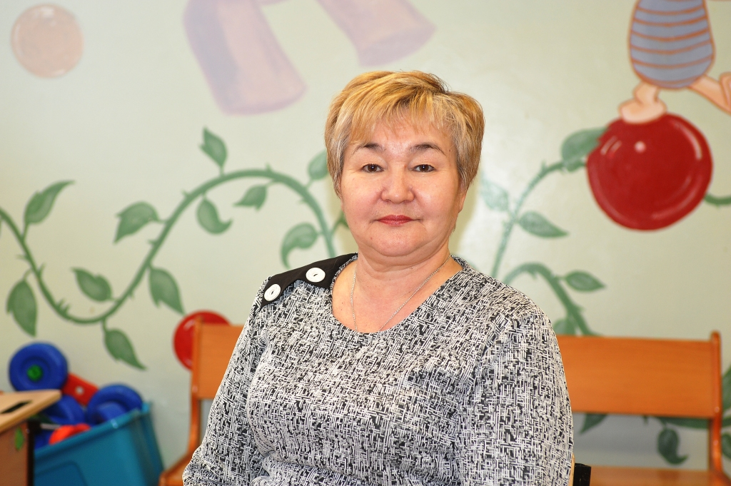 Picture of Altynbaeva Fauzia Gantarovna