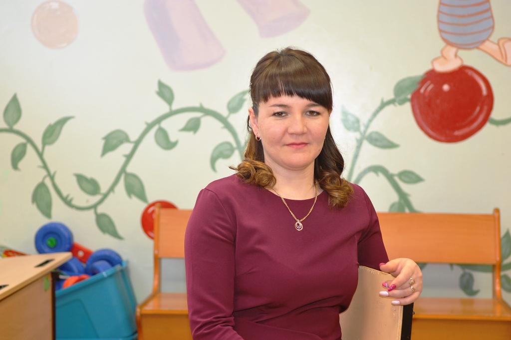 Picture of anbaeva Vilya Samatovna