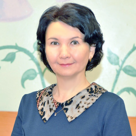 Фото Аблаева Гульнара Дамировна